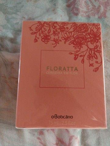 Perfume Floratta ( cerejeira em flor)