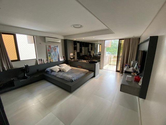 Casa belíssima a venda no Bosque das Gameleiras - 04 suítes - 538m - Luxo! - Foto 5