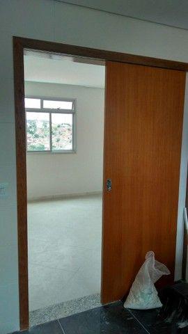 Apartamento à venda, 3 quartos, 1 suíte, 2 vagas, Santa Branca - Belo Horizonte/MG - Foto 4