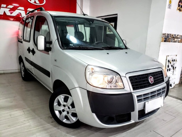 Fiat doblo 1.8 mpi essence 7l 16v flex 4p manual 2018 impecavel