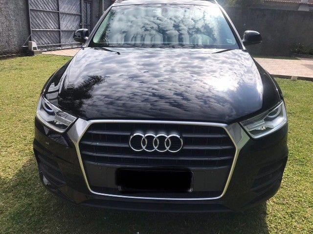 Audi Q3 1.4Tfsi ano 2018 impecável  - Foto 5