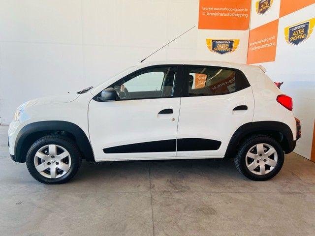 Renault Kwid Zen 2018/2019 completo - Excelente pra UBER  - Foto 5