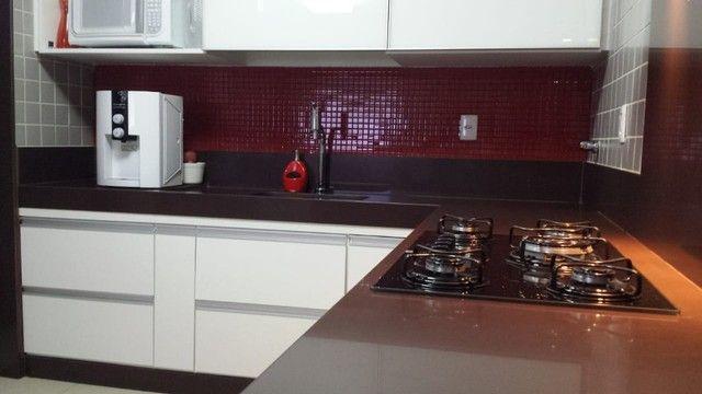 Apartamento para venda área nobre quadrados com 3 quartos - Foto 8