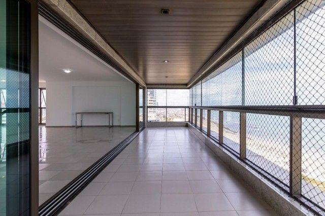 Apartamento com 4 quartos para alugar, 300 m² por R$ 13.500/ano - Pina - Recife/PE - Foto 9