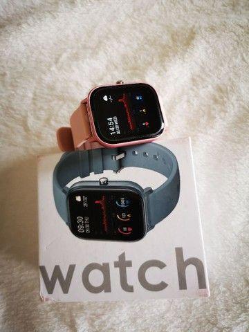 Smart Watch P8 Colmi Rosa - Foto 5