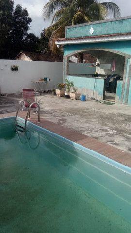 Linda Casa 3 quartos 2 banheiros em Itaboraí bairro Outeiro das Pedras - Foto 7