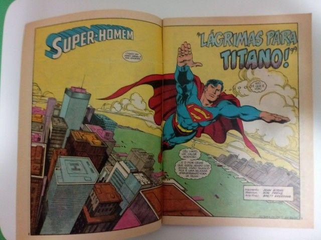 HQ do Super Homem & Starman - Faço ML. - Foto 2