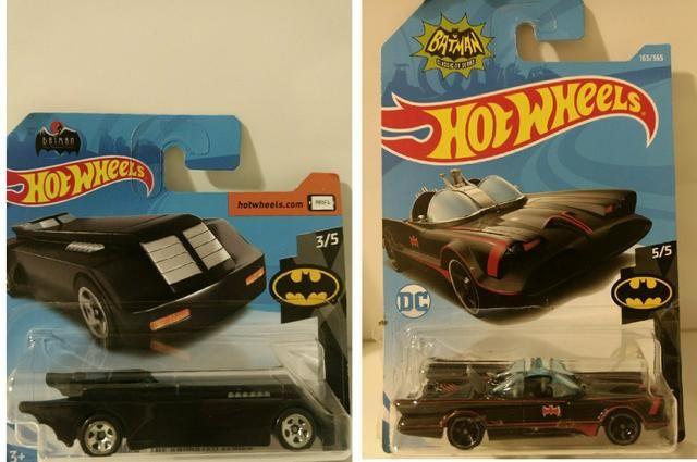 Hot Wheels 1:64 Batman