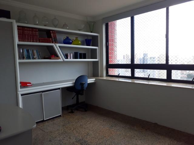 Meireles - Apartamento Alto Padrão 247m² com 3 suítes e 4 vagas - Foto 8