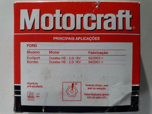 Velas De Ignição Ecosport E Mondeo Motor Duratec