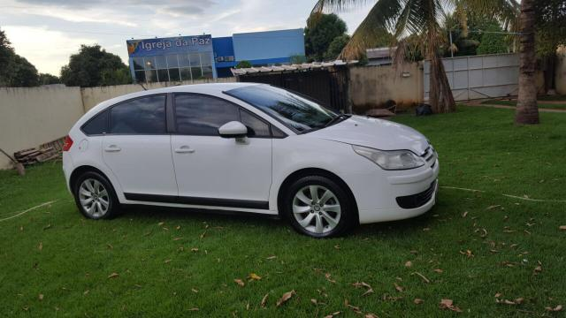 Vendo citroën c4 2.0 exclusive pallas 16v flex