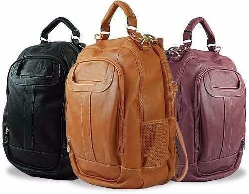 Lindas mochilas