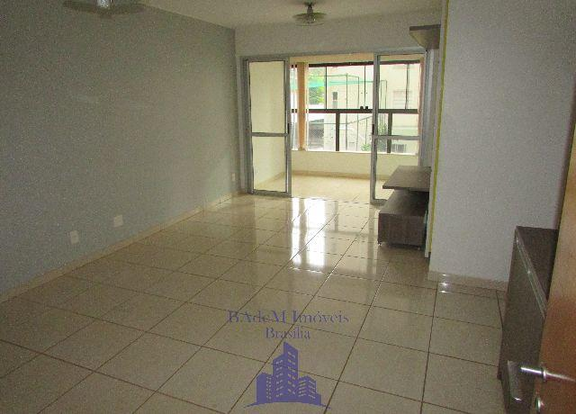 Apartamento Águas Claras, Três quartos uma suíte, 109 metros, Portal das Andorinhas