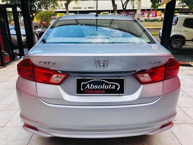 Honda City 2015 lx automático, único dono carro impecável !!! - Foto 2