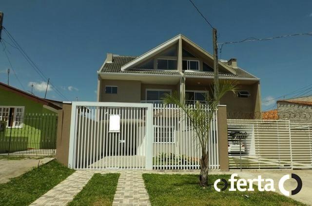 Casa à venda com 2 dormitórios em Fazenda velha, Araucária cod:521