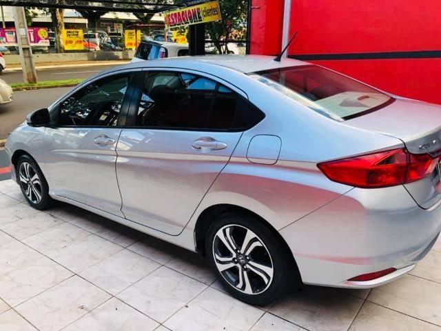 Honda City 2015 lx automático, único dono carro impecável !!! - Foto 4