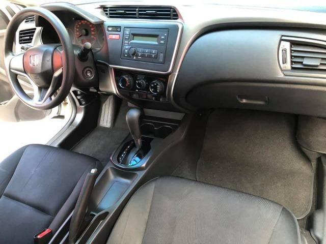 Honda City 2015 lx automático, único dono carro impecável !!! - Foto 13