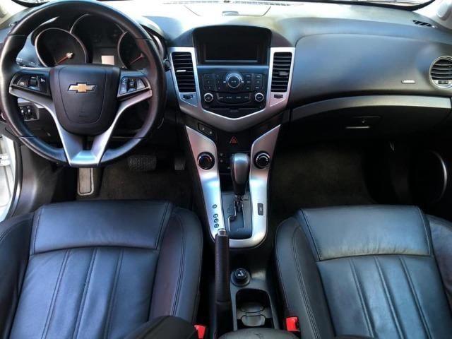 Gm - Chevrolet Cruze 2012 sedan lt automático completo , carro impecável !!! - Foto 4