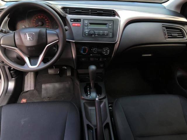 Honda City 2015 lx automático, único dono carro impecável !!! - Foto 6