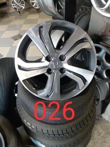 Rodas aro 16 para Jetta / Ford / Focus / Gol / Renault / Fiesta / Fiat / Esportiva e outro - Foto 5