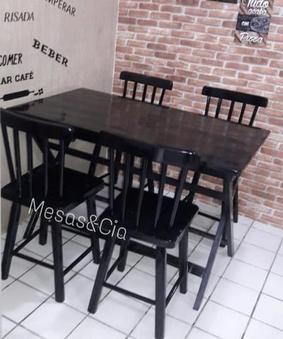 Mesa 120x70 para restaurante - Foto 5