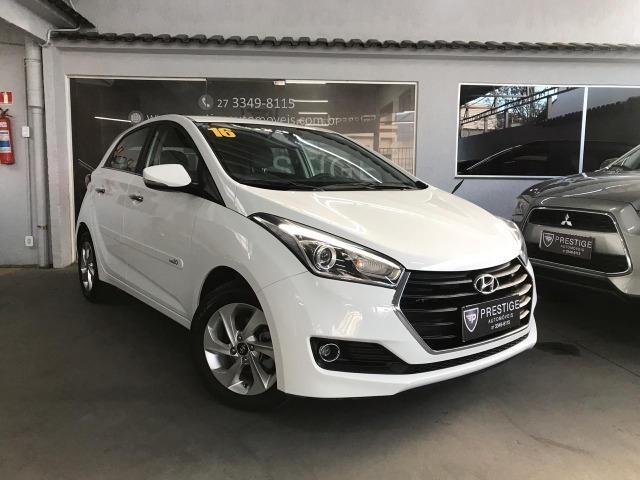 HB20 Premium 1.6 AUT Único Dono Garantia de Fábrica Super Novo Prestige Automóveis
