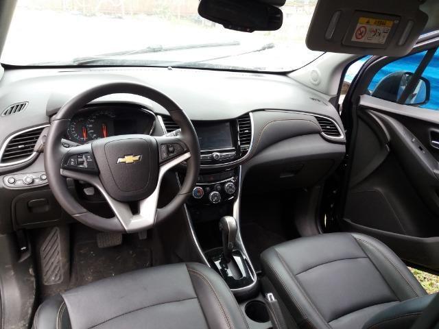 Sucata Tracker LTZ 1.4 Turbo Flex 17/18 Chevrolet Para Retirada de peças - Foto 2