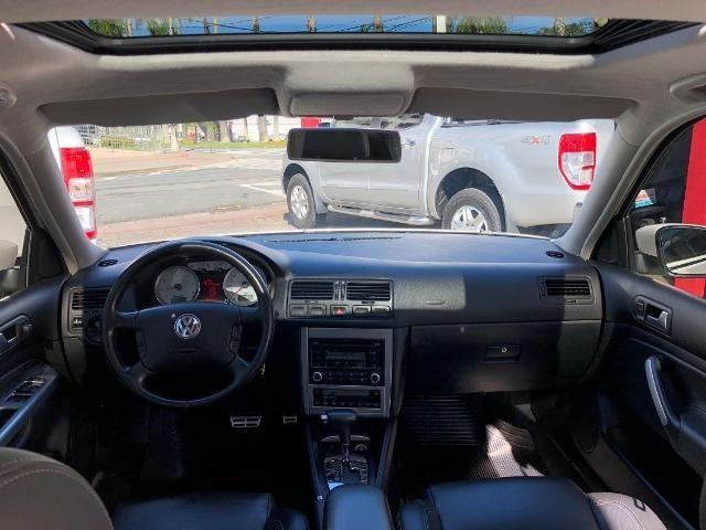 VW Golf 2.0 Sportline Automatico 2012 GNV Top de Linha - Foto 2