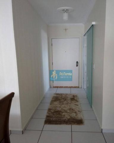 Apartamento com 2 dormitórios à venda, 104 m² por R$ 450.000 - Centro - Cosmópolis/SP - Foto 8