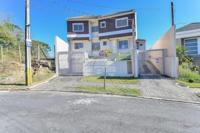 Casa à venda com 3 dormitórios em Abranches, Curitiba cod:147432