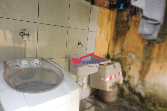 Casa com 2 dormitórios à venda, 42 m² por r$ 350.000 - rua quintino bocaiuva nº 448 - camp - Foto 15