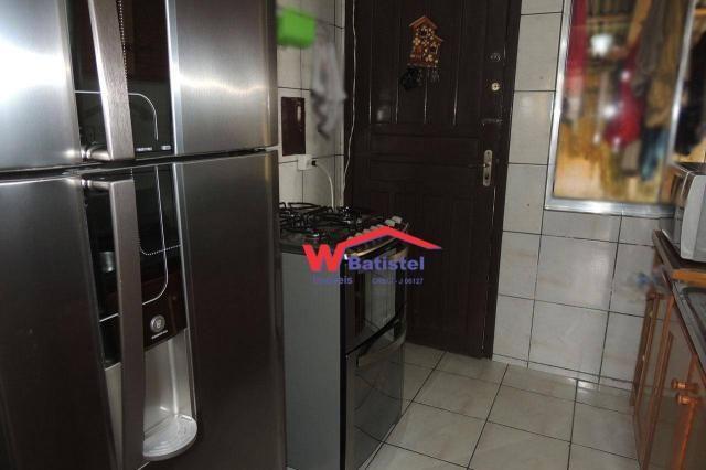 Casa com 2 dormitórios à venda, 42 m² por r$ 350.000 - rua quintino bocaiuva nº 448 - camp - Foto 7