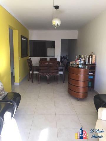 Ap00447 - apartamento no edifício cascais no guarujá! - Foto 3