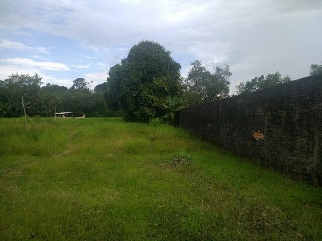 Terreno de 33,43m, com edificações, dois galpões - ananindeua