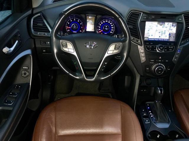 HYUNDAI SANTA FÉ 2013/2014 3.3 MPFI 4X4 7 LUGARES V6 270CV GASOLINA 4P AUTOMÁTICO - Foto 6