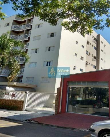 Apartamento com 2 dormitórios à venda, 104 m² por R$ 450.000 - Centro - Cosmópolis/SP - Foto 16