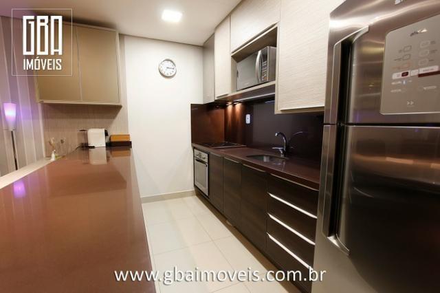 Studio Residence 100% mobiliado, 1 dorm, sacada e 1 vaga - Pelotas/RS - Foto 7