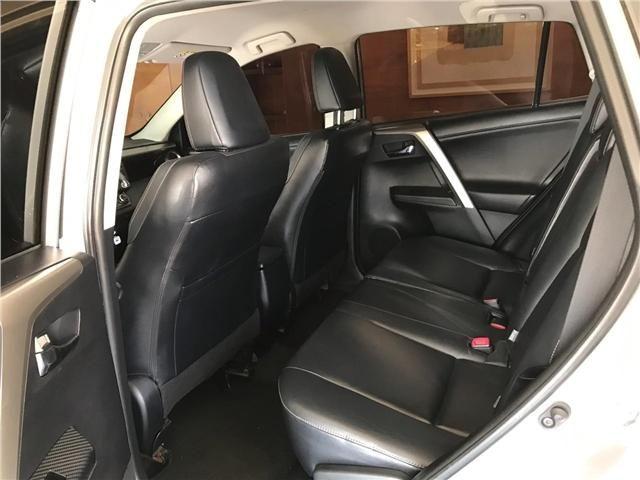 Toyota Rav4 2.0 4x4 16v gasolina 4p automático - Foto 8