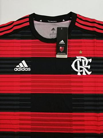 Camisa Flamengo I Player 18/19 - Foto 3