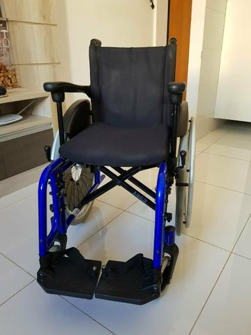 Cadeira de rodas Agile 40x40x40 - Foto 3
