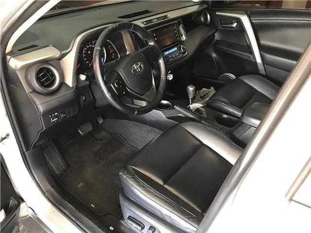Toyota Rav4 2.0 4x4 16v gasolina 4p automático - Foto 7