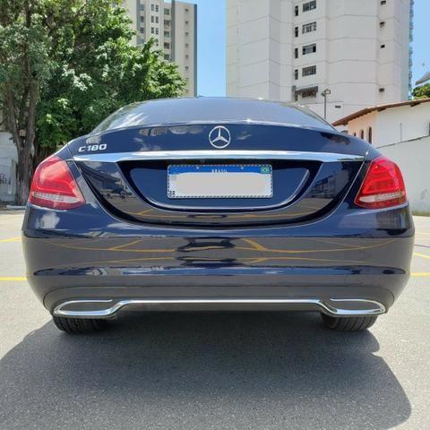 Mercedes C180 única dona leia o anúncio - Foto 9