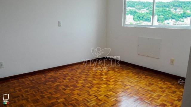 Apartamento com 2 dormitórios para alugar, 110 m² por r$ 1.350/mês - ao lado do hust - cen - Foto 17