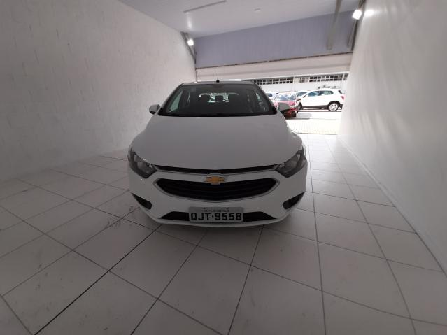 Chevrolet ONIX HATCH LT 1.0 8V FlexPower 5p Mec. - Branco - 2019 - Foto 3