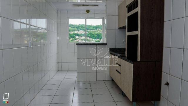 Apartamento com 2 dormitórios para alugar, 110 m² por r$ 1.350/mês - ao lado do hust - cen - Foto 9