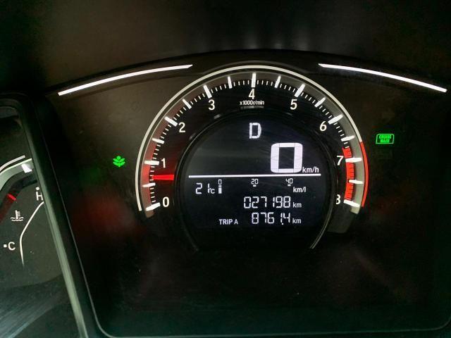 Honda Civic 2018 Sport Só 26 mil rodado único dono - Foto 3