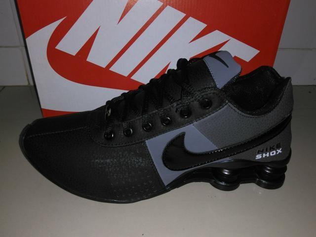 Nike Shox Junior ou Classic Deliver - Roupas e calçados - Industrial ... c659e7c60