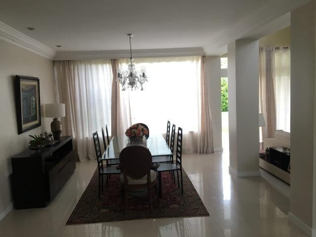 Casa Parque Costa Verde. 4 Suítes. 800m² construído. Alto Padrão. Analisa permuta apt 200m - Foto 5