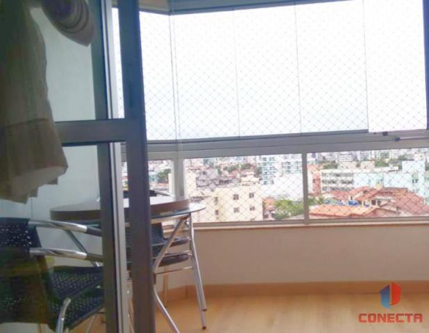 Apartamento para venda em vitória, jardim camburi, 3 dormitórios, 1 suíte, 2 banheiros, 1  - Foto 3
