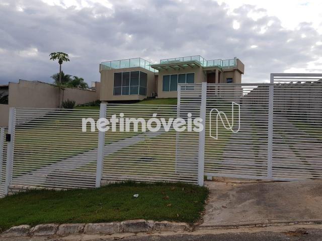 Casa de condomínio à venda com 3 dormitórios em Jardim botânico, Brasília cod:730676